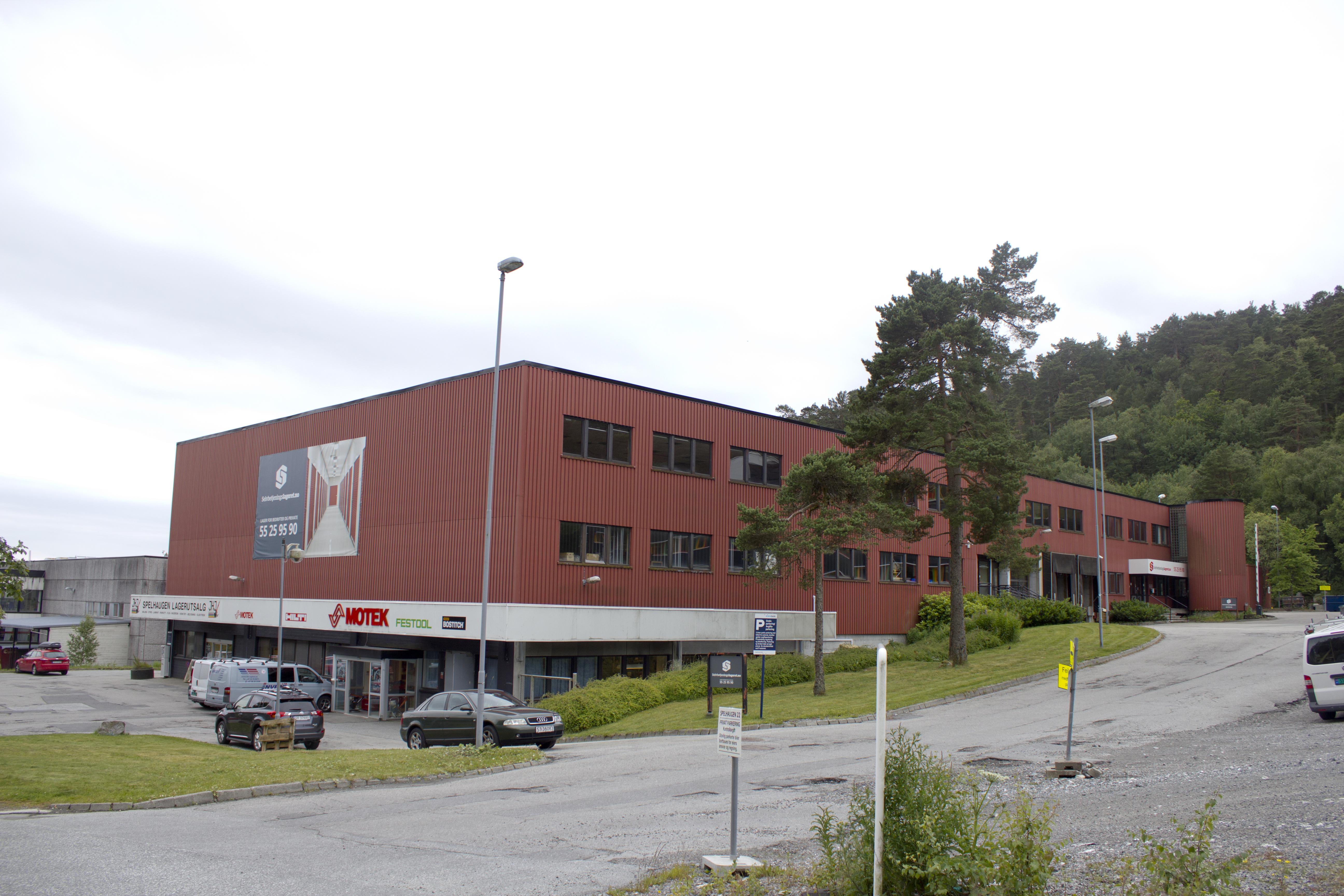 Odfjell Eiendom | SPELHAUGEN NÆRINGSPARK 1