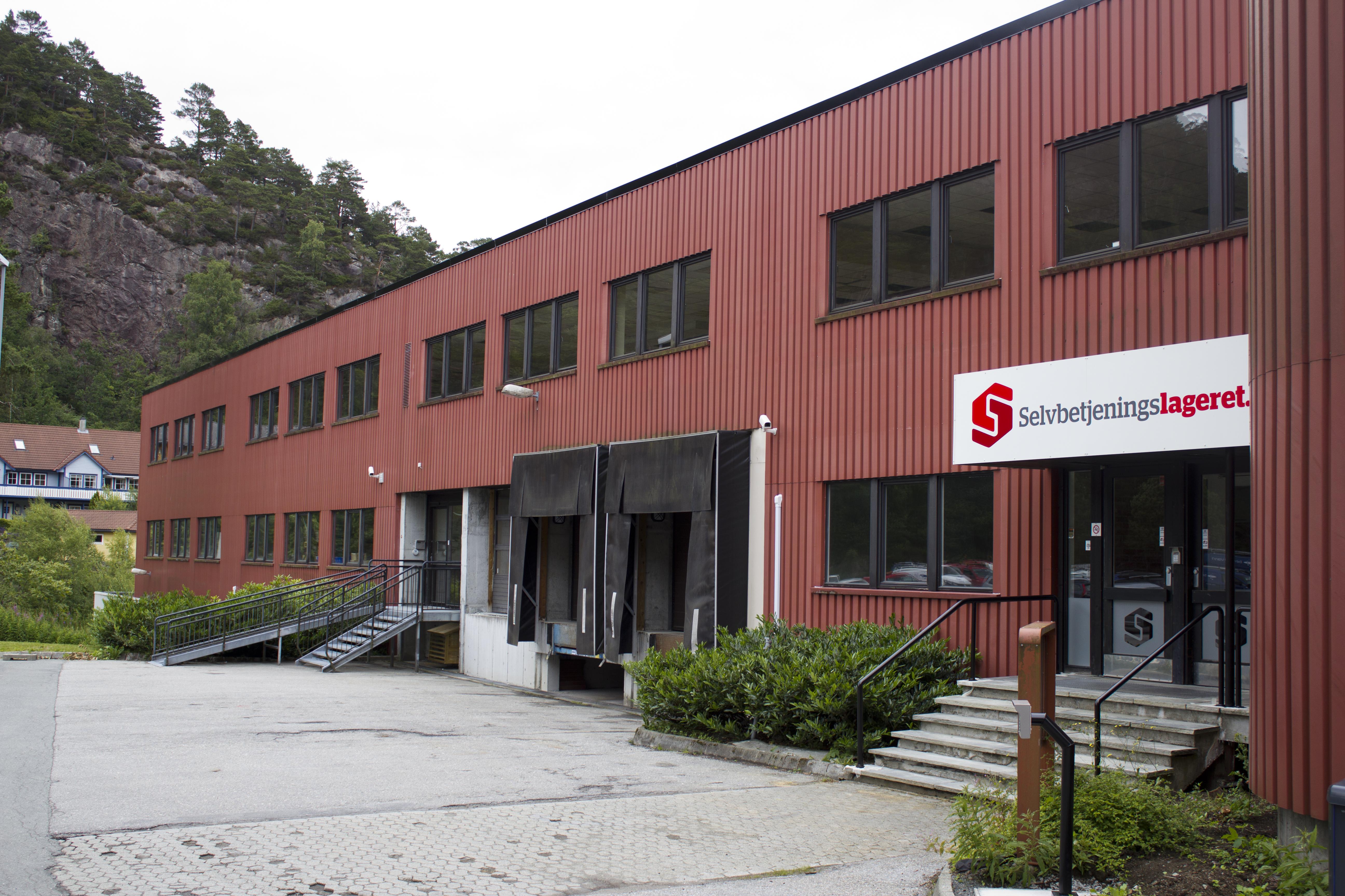Odfjell Eiendom | SPELHAUGEN NÆRINGSPARK 2