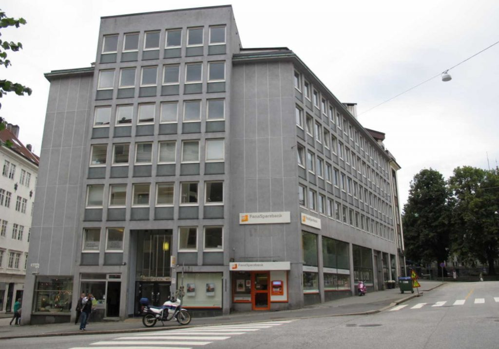 Lokaler Bergen Sentrum