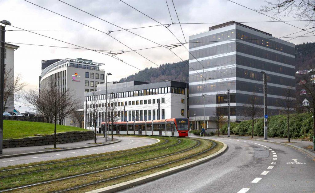 Lokaler Bergen sentrum, Nygårdsporten