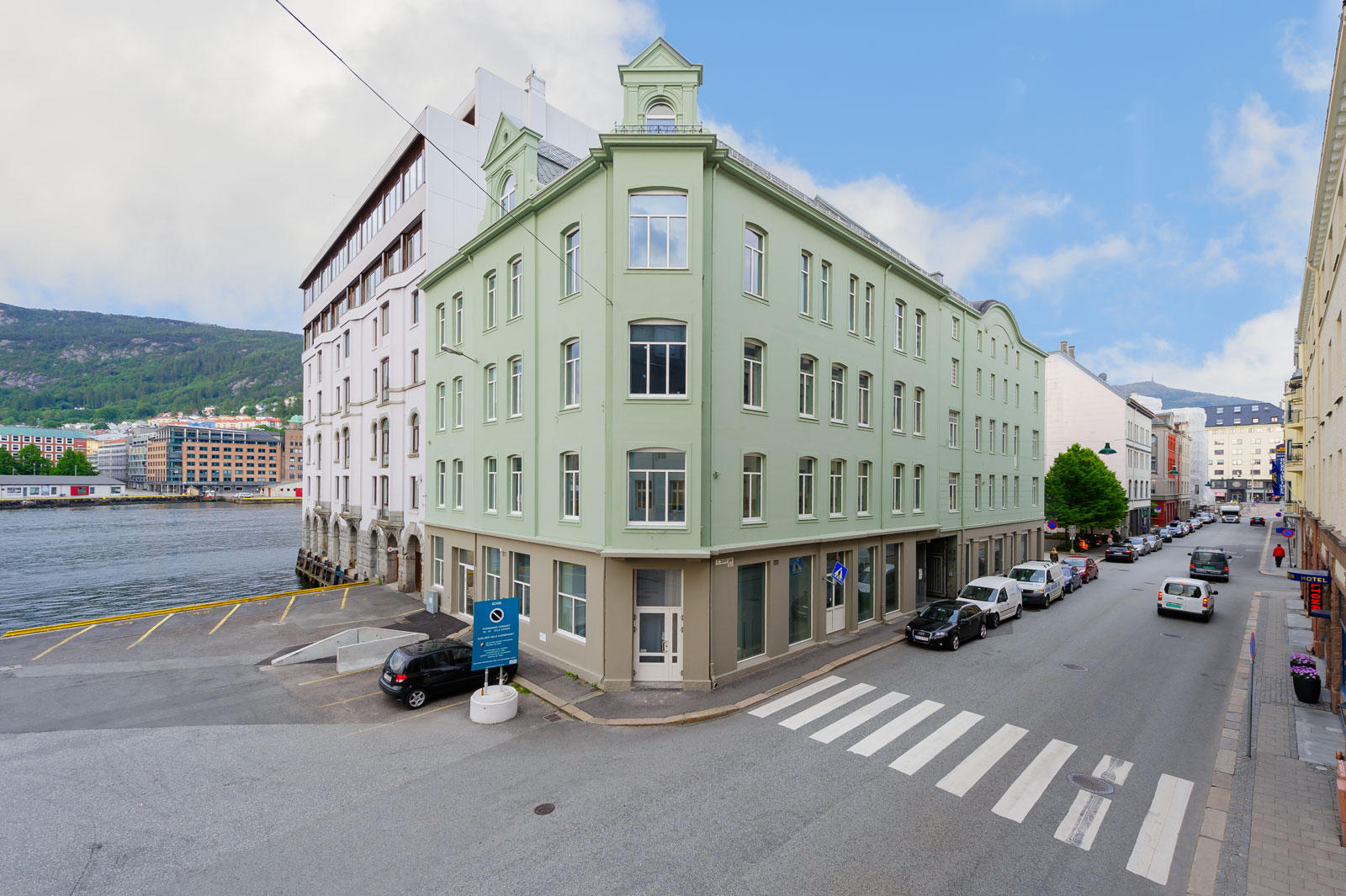 Næringsbygg i Bergen
