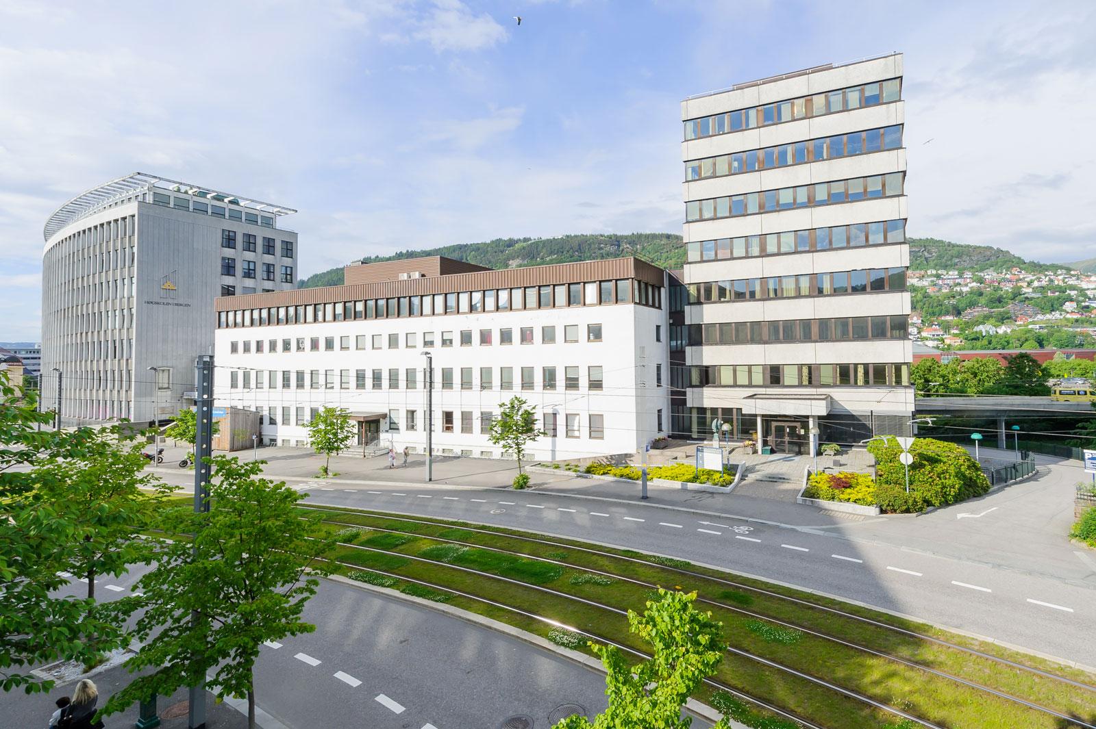 Lokaler Bergen sentrum, Nygårdsgaten