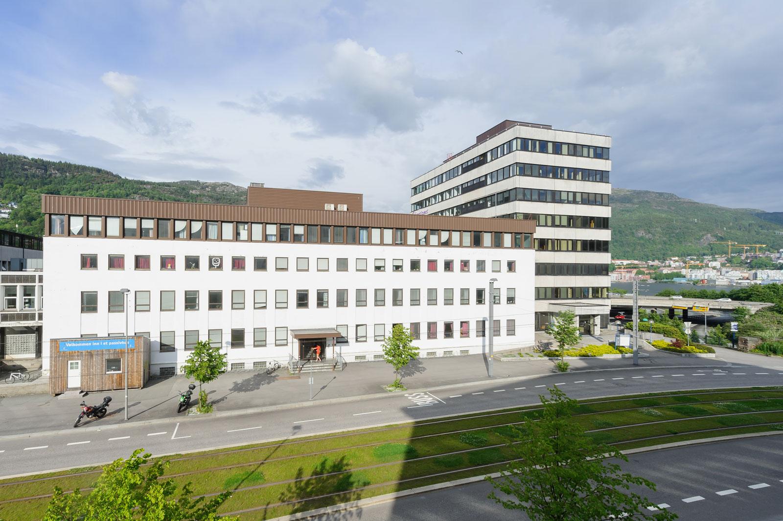 Lokaler Nygårdsgaten i Bergen