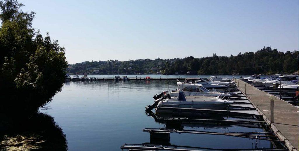 Ledige båtplasser, Fagernes Marina,