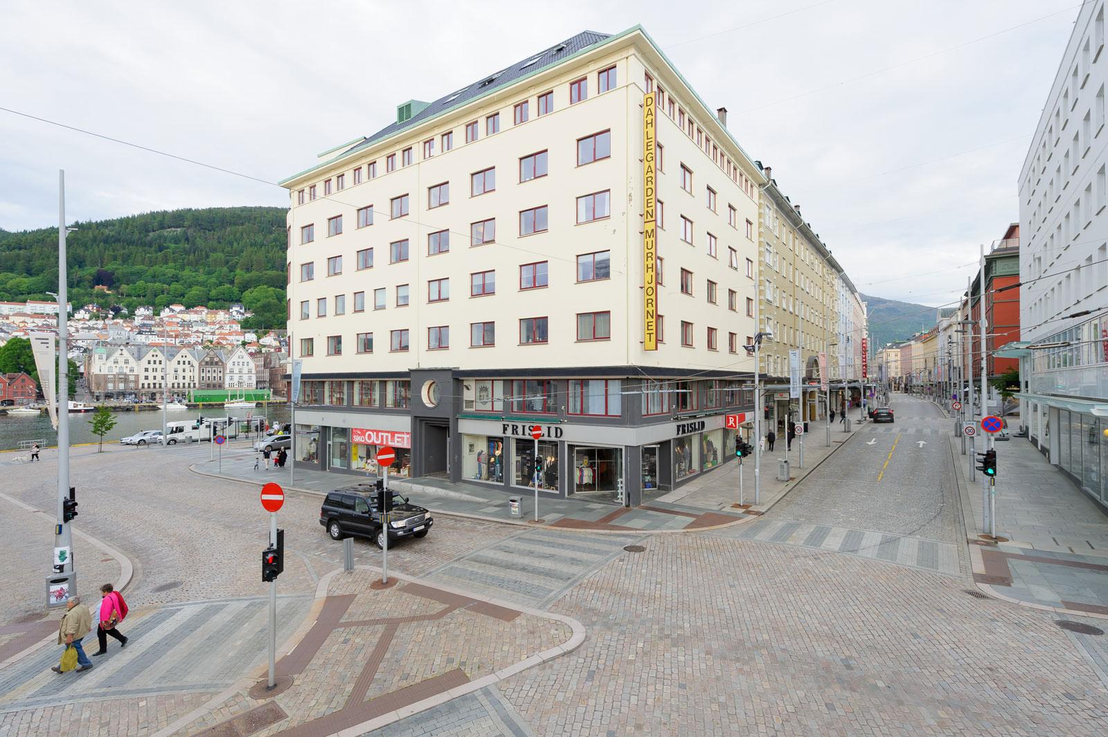Næringseiendom i Bergen